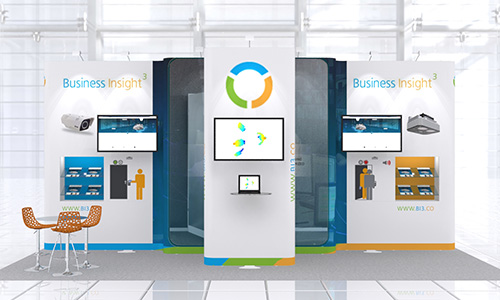 Exhibition Stand Design App : Messestand messebau it sa nürnberg