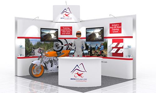 Exhibition Stand Design App : Messestand messebau zÜspa zürich