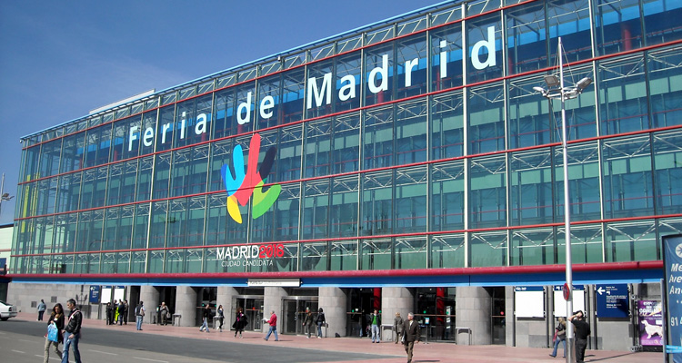 Messe Madrid