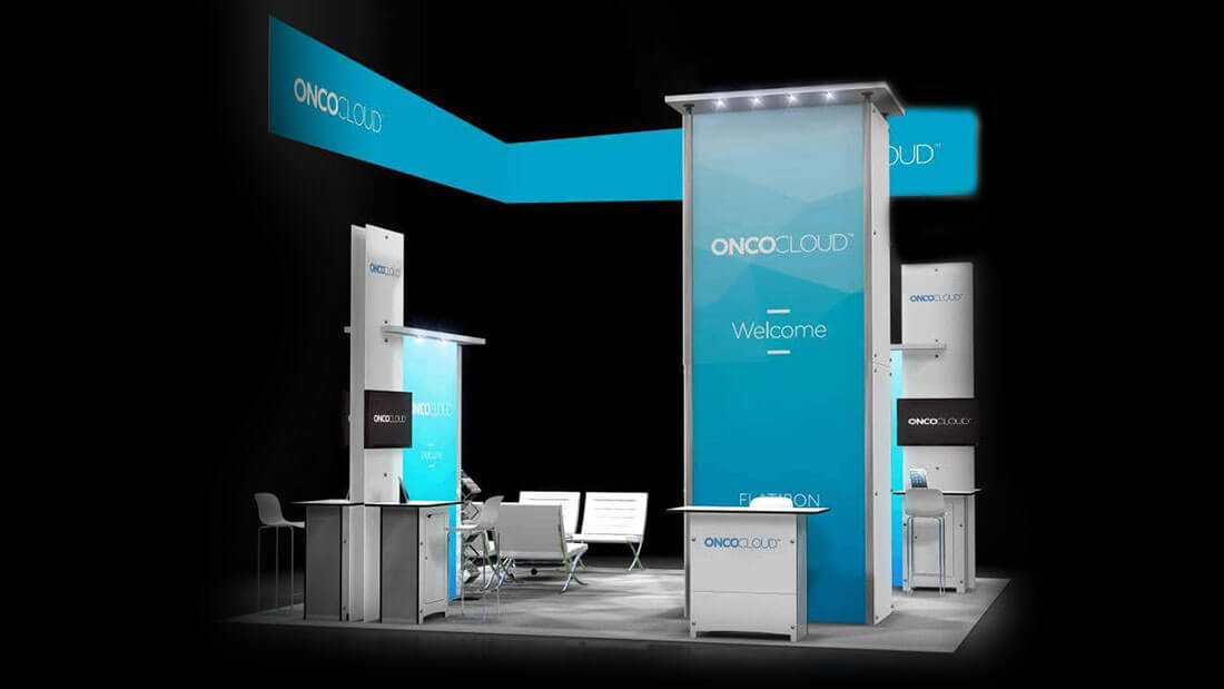 Messestand Design Idee