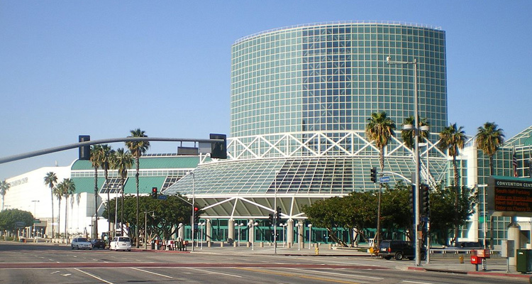 Messe Los Angeles