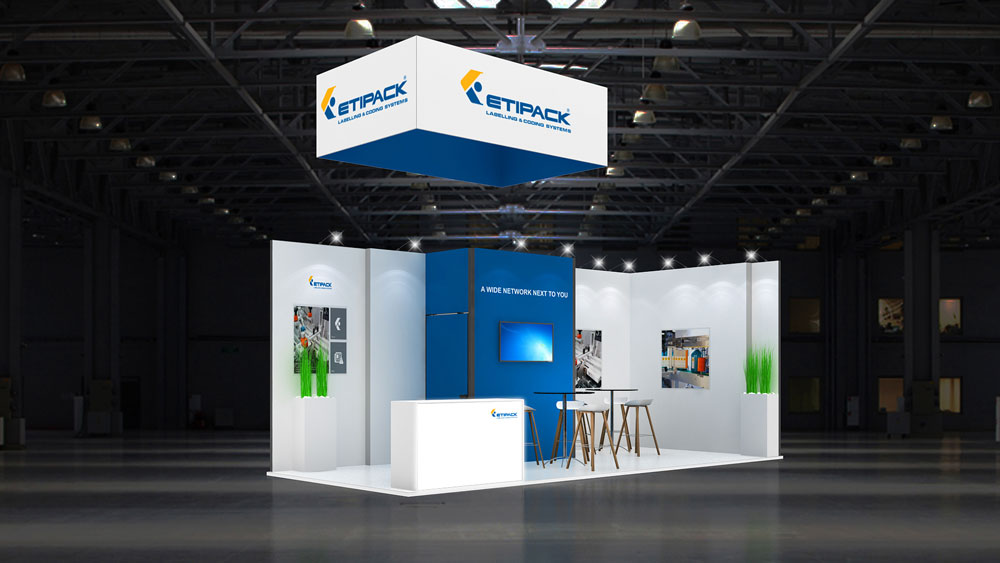 Expo Exhibition Stands Near Me : M eckstand messestand re